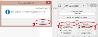 Cara mengatasi fake serial number IDM terbaru