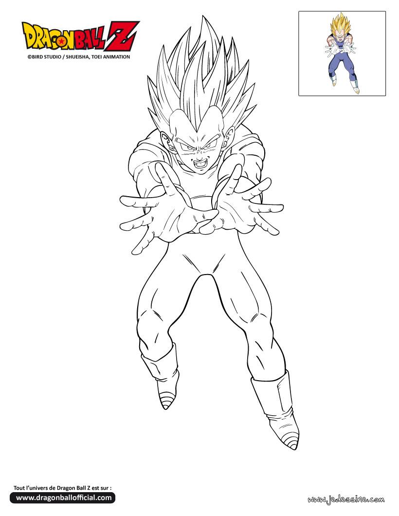 Disegni Da Colorare Al Computer Di Dragon Ball.Immagini Da Stampare Di Dragon Ball Z