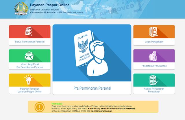 Cara Membuat Paspor Online Agar Pembuatan Paspor Lebih Mudah
