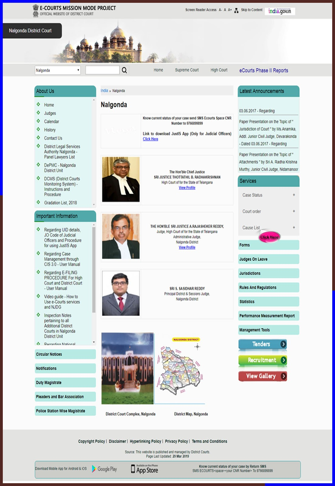 Nalgonda District Court-Step-133