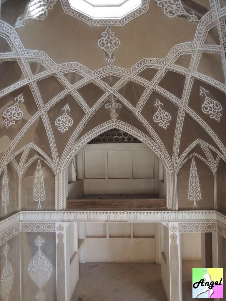 abbasian house architecture kashan iran