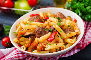 पास्ता कैसे बनाये