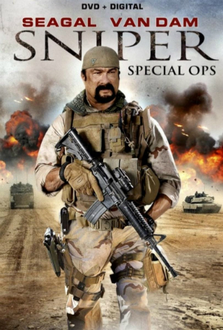 Sniper: Special Ops [2016] [DVDR] [NTSC] [Latino]