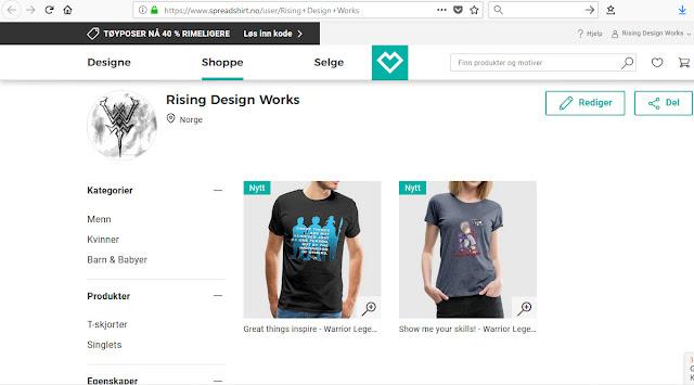 Rising Design Works