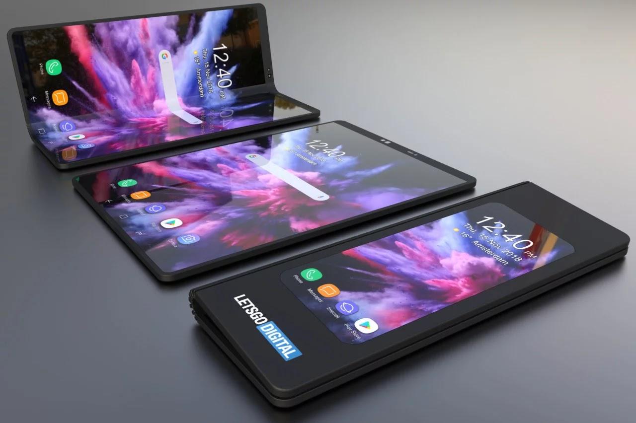 Smartphone-pieghevole-samsung