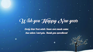 New Year Cards Images Free Download