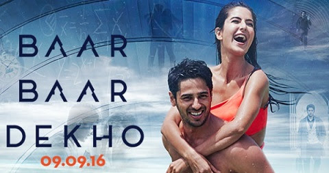 Baar Baar Dekho Review | 1st Day, 2nd, Weekend Collection | Story | Critics