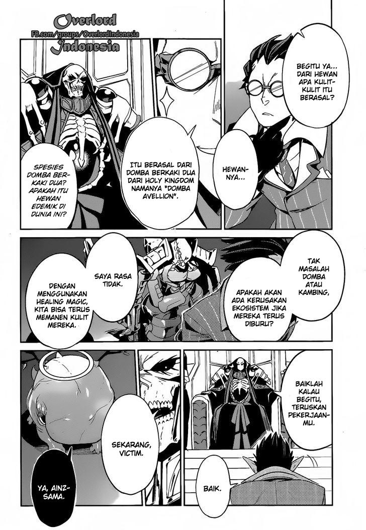 Baca Komik Overlord chapter 22 Bahasa Indonesia
