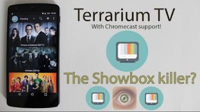 Terrarium TV, How to watch free dstv channels with Terrarium TV