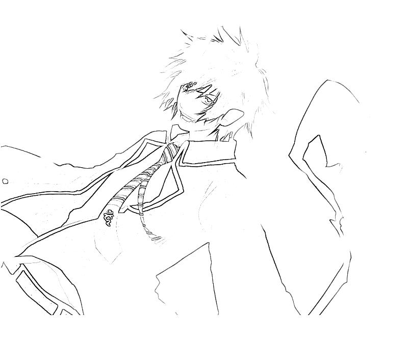 Rin Okumura Coloring Coloring Page Coloring Pages