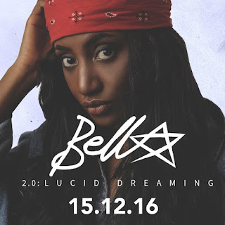 "Bella unveiled Tracklist & Cover Art To EP Titled ""Bella 2.0: Lucid Dreaming"""
