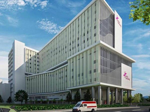 Gedung RSKIA baru Kota Bandung di Jalan Kopo