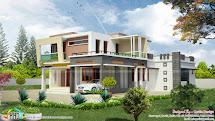 2813 Sq-ft 4 Bhk Modern Home - Kerala Design And
