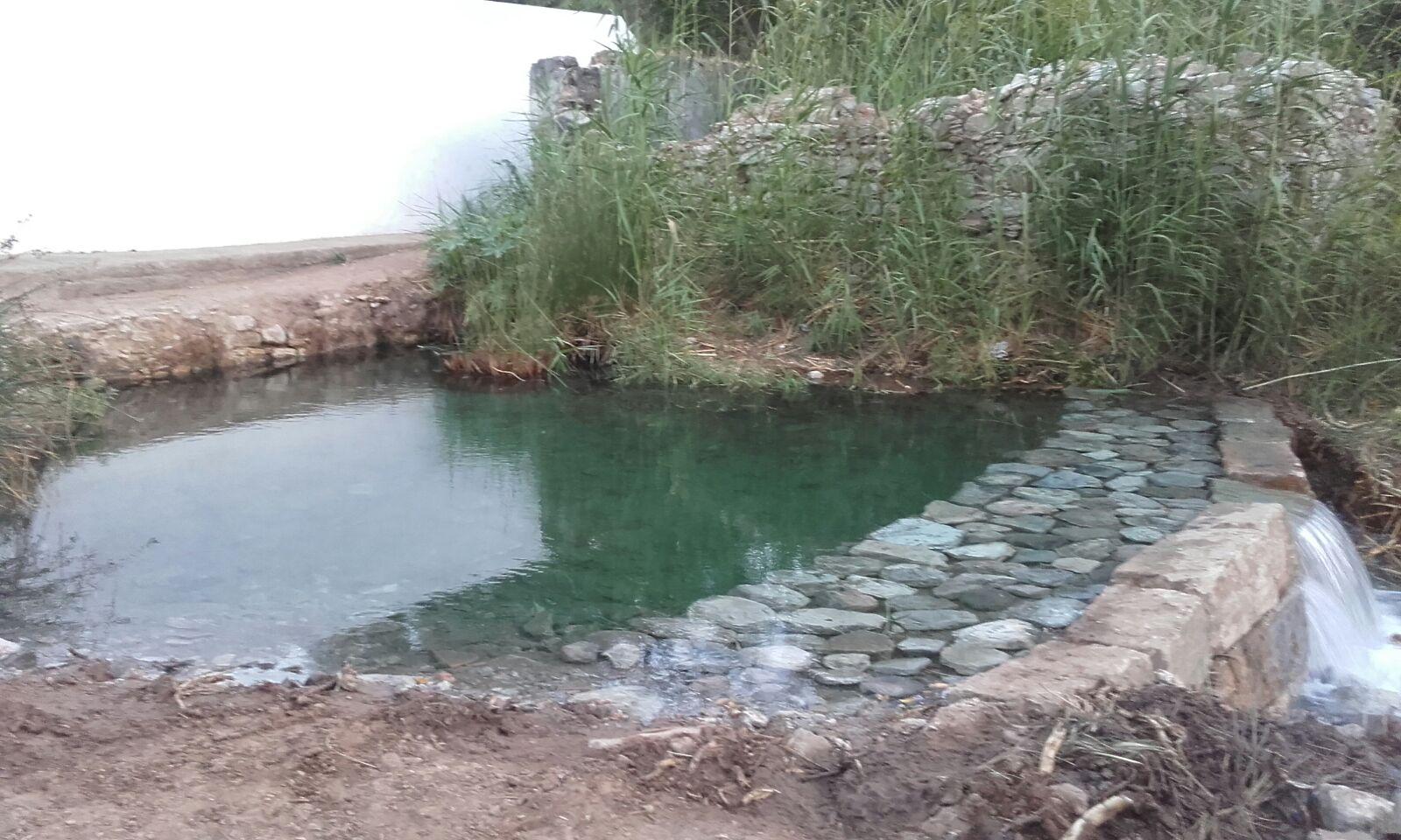 Casares informacion finalizadas las piscinas naturales de for Piscinas financiadas