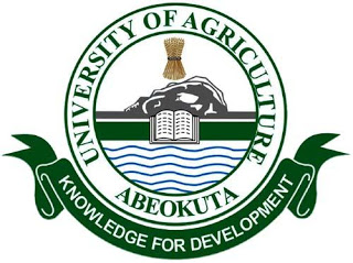 FUNAAB 2017/2018 Postgraduate Admission Form Out