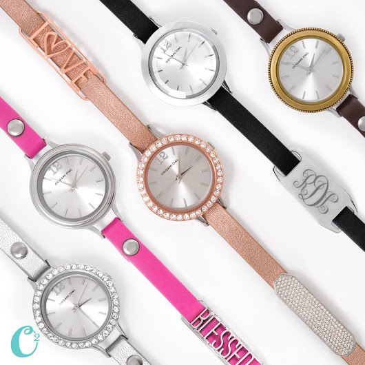 Keep Time with an Origami Owl Twist Watch