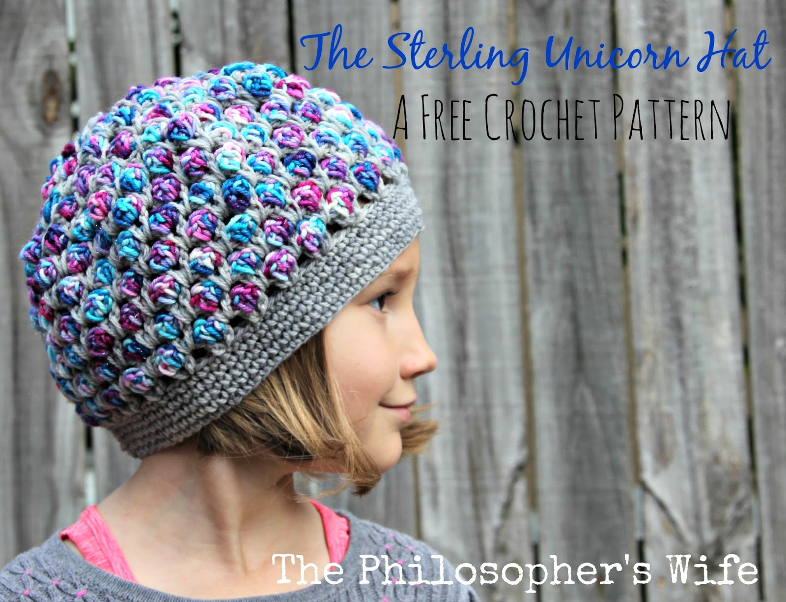 This is my favorite hat right now. I had such fun crocheting it! This hat  uses two of my favorite yarns eb0368347ac