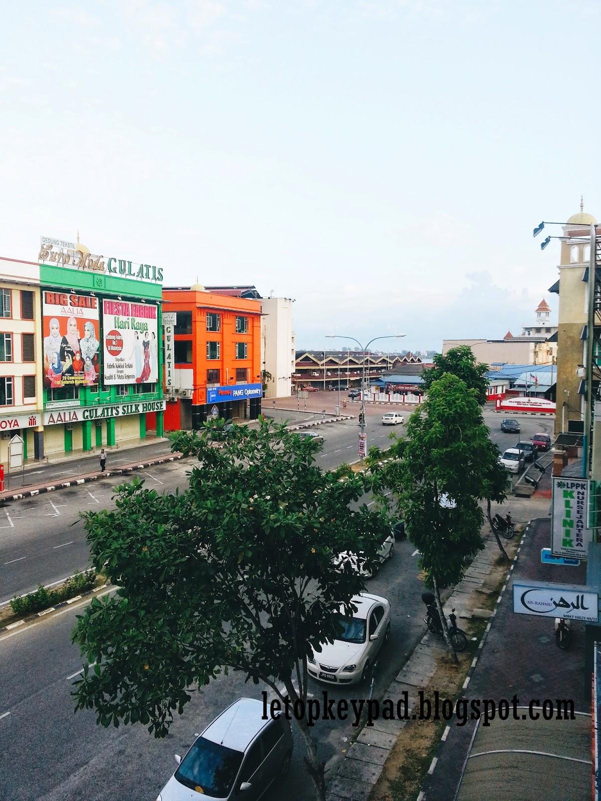 Kampung China @ China Town , Kuala Terengganu