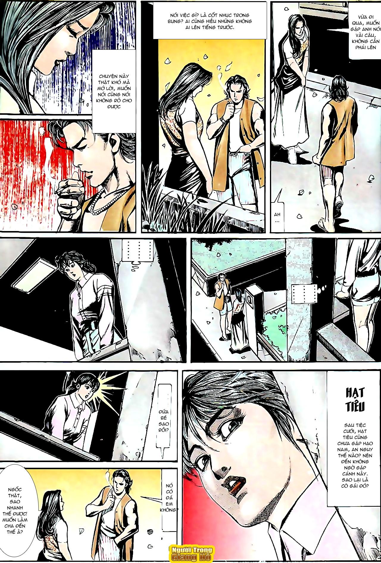 Người Trong Giang Hồ chapter 148: em đã gả cho anh trang 11