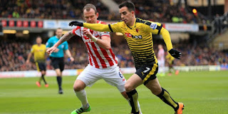 Stoke vs Watford Live Streaming online Today 31.1.2018 Premier League