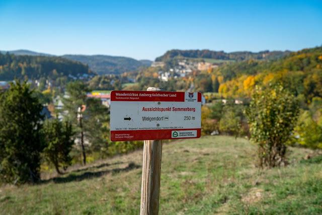 Erzweg Etappe 5 Etzelwang – Lichtenegg  Wandern Amberg-Sulzbacherland 01a