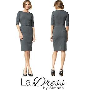 Queen Maxima LA DRESS Meryl Wool Stretch Dress