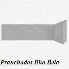 Rodapé de Poliestireno Santa Luzia 500 Branco