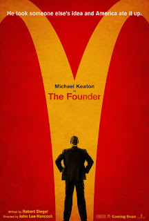 The Founder - Poster & Trailer