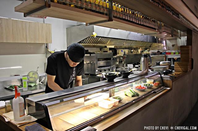 IMG 0065 - 台中北屯│丼丼亭*丼飯咖哩飯生魚片與沙拉。午間限定套餐更便宜喔