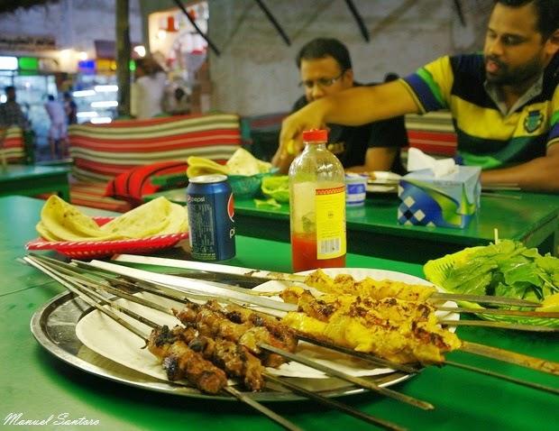 Doha, Souq Waqif, Shujaa Restaurant