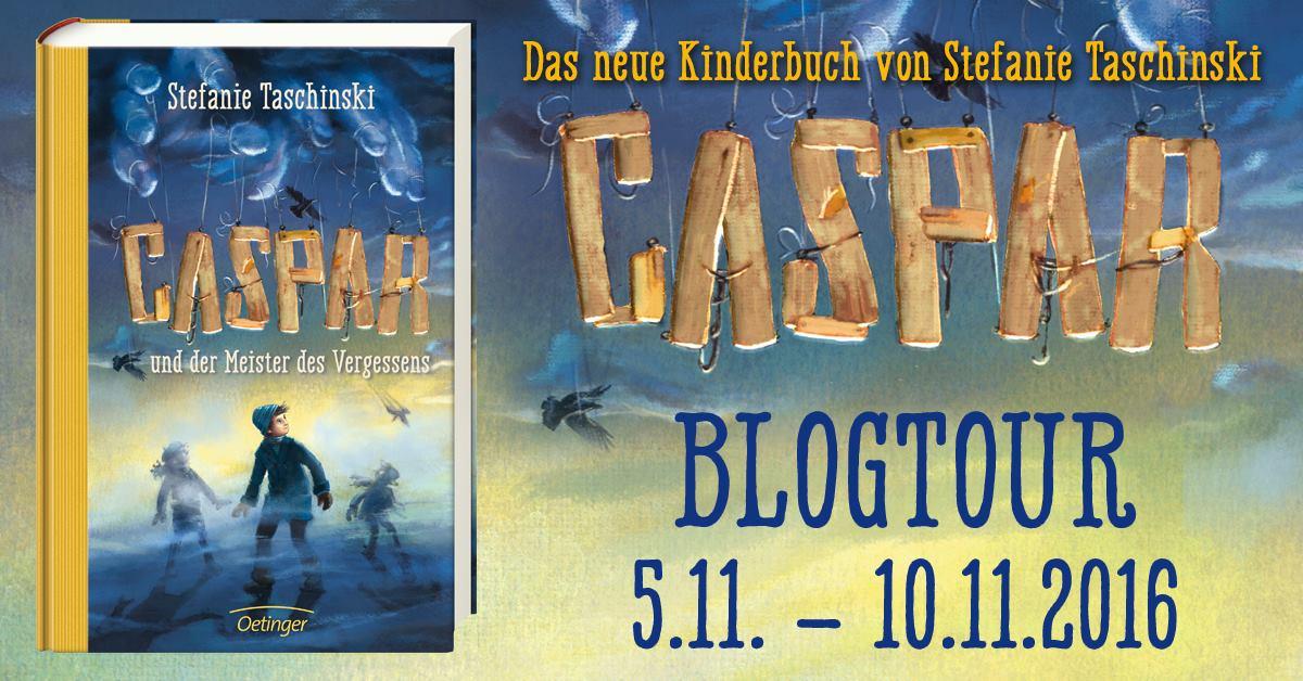 [Blogtour | Gewinnspiel] Caspar und der Meister des Vergessens von Stefanie Taschinski ~ Tag 2: Die Marionetten
