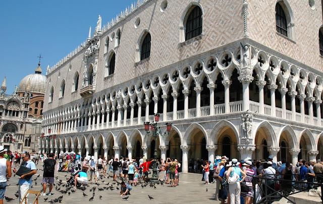 Ingressos para o tour pelo Museus de São Marcos em Veneza