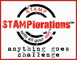 STAMPlorations Never Ending Anything Goes Challenge