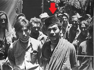 Gerilyawan Garut Yang Ternyata Orang Korea
