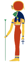 Sekhmet ancient Egypt gods and goddesses cheatsheet