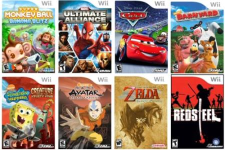 Wii Classic Controller  Classic FC Games VS Nintendo Wii Games The Nintendo wii continues to hold a clear numbers of advantages over the  Sony PlayStation 3 and Microsoft Xbox 360  the quality of Nintendo Wii Games  has