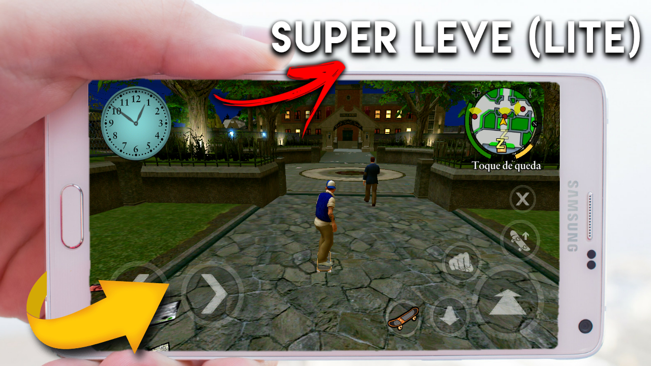 bully lite android apk obb