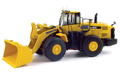 Wheel Loader Komatsu WA500-3 shop manual