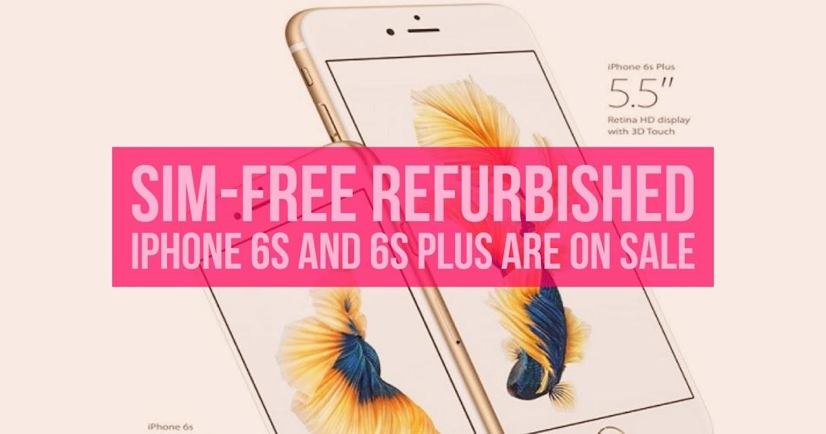 Iphone S Sim Free Refurbished