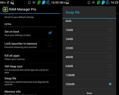 Cara Cek RAM Android Dengan Cepat