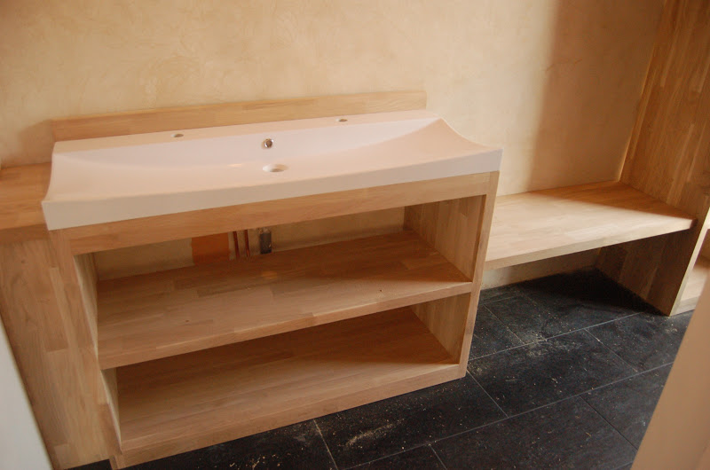 fabriquer son meuble de salle de bain fabriquer with fabriquer son meuble de salle de bain. Black Bedroom Furniture Sets. Home Design Ideas