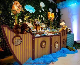 festa evangélica arca de noé