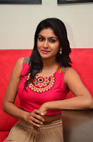 Akshita super cute Pink Choli at south indian thalis and filmy breakfast in Filmy Junction inaguration by Gopichand ~  Exclusive 115.JPG