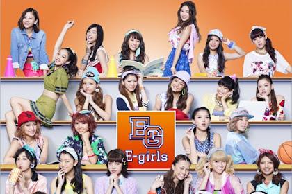 [Lirik+Terjemahan] E-girls - Highschool  love (Cinta  Sewaktu Sekolah)