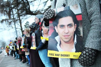Saudi Arabia, KSA, Raif Badawi, censorship, freedom of expression, liberalism, Free Saudi Liberal Network, persecution