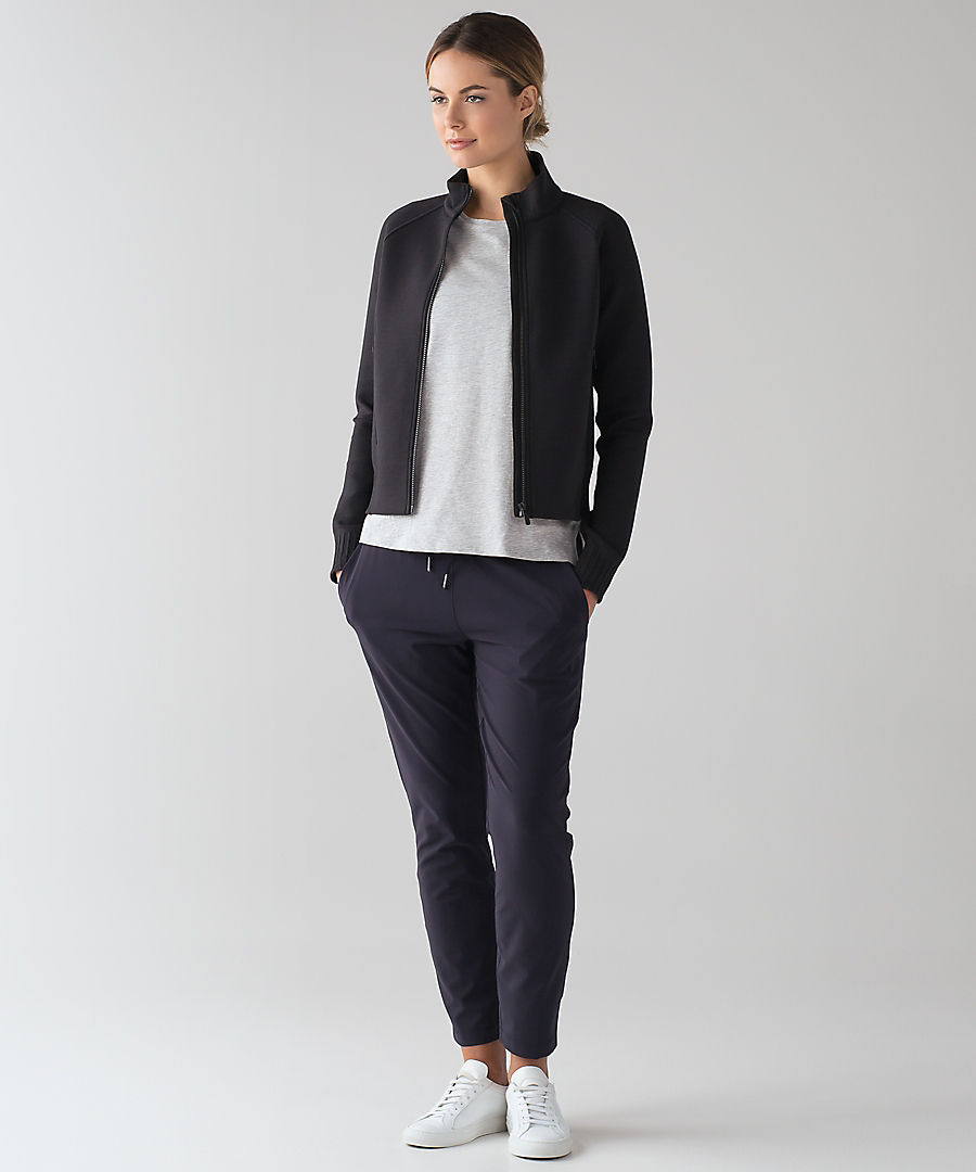74da62f21 Midnight Navy Woven On the Fly Pant