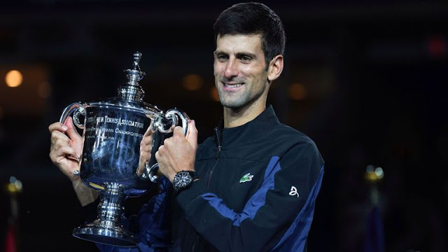 Novak Djokovic Wins  2018 US Open Final