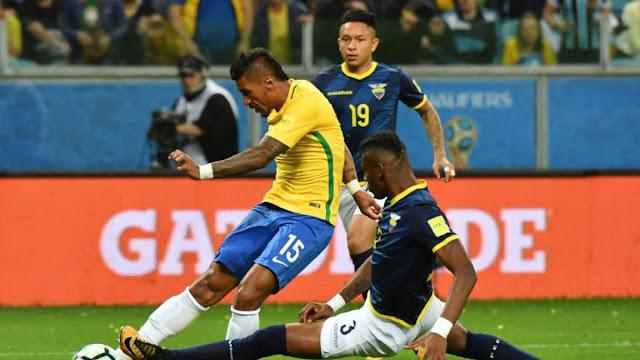 Brasil amarró el primer lugar de las eliminatorias sudamericanas
