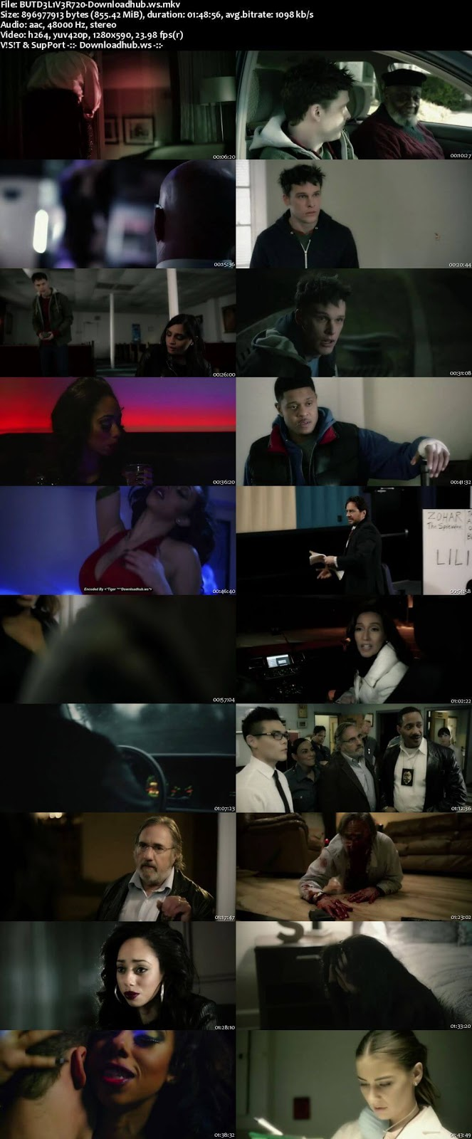 But Deliver Us from Evil 2017 English 720p Web-DL 850MB ESubs