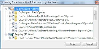 برنامج GeekUninstaller لازالة البرامج بسرعة
